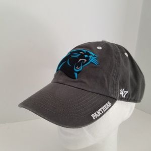 Carolina Panthers Strapback Baseball Cap